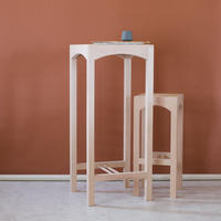 "COUNTER STOOL & TABLE "" HIGH TABLE """