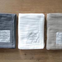 2.5重ガーゼタオル /2.5PLY GAUZE BATH TOWEL/M