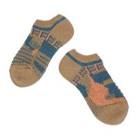 vegetable camp socks / ベージュ