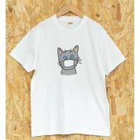 おらちのこ マスク1 Tシャツ