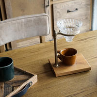 EXPLORER POUR OVER STAND / THE COFFEE REGISTRY