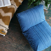 PIGMENT DENIM RODEZ CHAIR - COVER / journal standard furniture