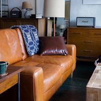 LEATHER CUSHION / ACME Furniture
