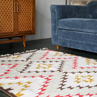 NATIVE RUG PINK / ACME furniture