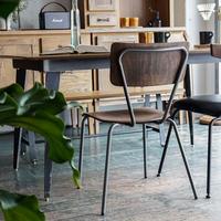 CLIO CHAIR VINTAGE BLACK / journal standard furniture