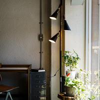 CARDIFF POLE LAMP / ACME Furniture