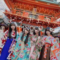【PINOCO】謹賀新年 年賀状的チェキ【送料無料 / サイン入り】