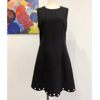 pearl scarap dress