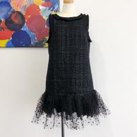 tull tweed  dress