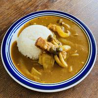 ★秋の味覚★craft curry★4種のきのことベーコンのカレー(計3袋)