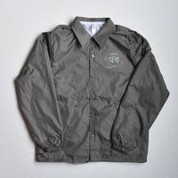 "TARIKI / ""佗力""throw-up COACH JACKET CHARCOAL"