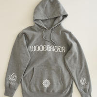 WOODBRAIN / open/close hoodie