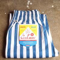 """再入荷!""""COOKMAN""""Chef Pants 「Wide Stripe」"""
