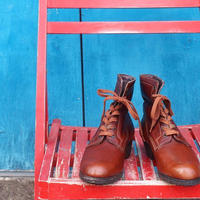 """""""1970's Hungarian Army"""" Work Boots"""