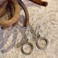 """""""NAVAJO"""" Silver Earring"""