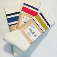 """""""decka""""80's Skeater Socks"""