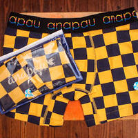 """""""ANAPAU""""Checker Flag"""