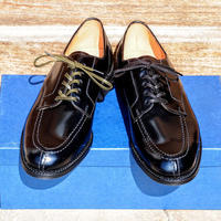 """""""SANDERS"""" Military Apron Derby Shoes"""