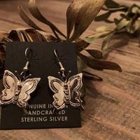 """""""NAVAJO"""" Butterfly Silver Earring"""