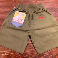 """COOK MAN"" Chef Shorts[Khaki]"