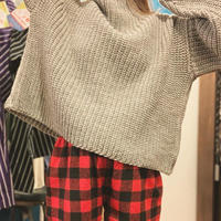 """""""KELLY WOOLLEN MILLS""""Bottle Neck Sweater"""