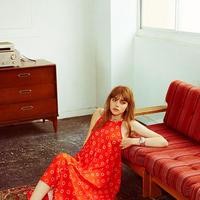 """RUMBLE RED"" Aloha Dot Dress"