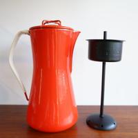 DANSK パーコレーター付きコーヒーポット DANSK-005