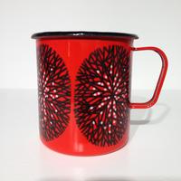 FINEL 赤樹マグカップ FINEL-006