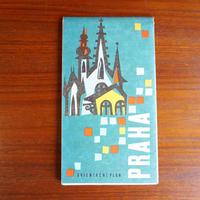 チェコ プラハ地図 book-004