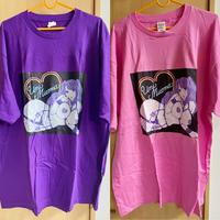 コラボTシャツ 2色