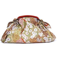 "MIUELLI Bag  ""KYOTO""《 KIKU 》  with "" pod 1/2 """