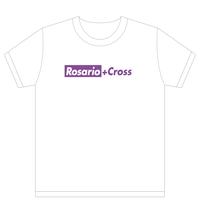 【ROSARIO+CROSS】 オリジナルTシャツ 2019