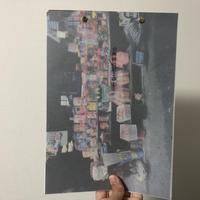 台湾旅行記2015(手紙と写真)