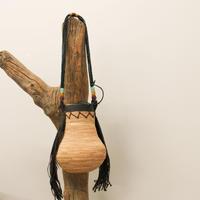 フラニ かご壺のバッグ