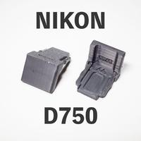 D750用 アイカップ紛失防止ホットシューカバー