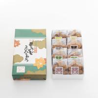 もみじ饅頭詰合せ(4種8個入)