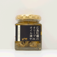 【讃美牡蠣】オリーブオイル漬け グリル&チーズ ~広島県産宮島近海の牡蠣~