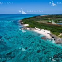 宮古島ドローン ながま浜