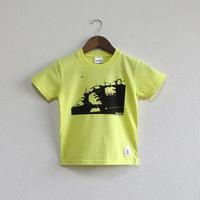 こどもTシャツ ライトイエロー(神戸港)