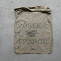 フランスの郵便局 LA POSTE の集配用麻袋  c.1920