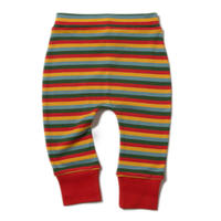 Little Green Radicals Rainbow Stripes Bottom 92/ 98/ 104cm