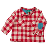 Little Green Radicals Fireside Shirt 110/ 116/ 122cm