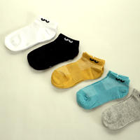 Ankle Color Socks 5足セット 18-20cm/ 20-22cm