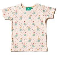 Little Green Radicals マーメイド&ヒトデ Tシャツ 92/ 98/ 104/ 110/ 116cm