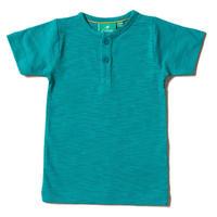 Little Green Radicals Peacock Blue エブリデイ Tシャツ 98/ 104/ 110/ 116/ 122/ 128cm