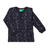 Little Green Radicals スターナイト ボタンTシャツ 92/ 98/ 104/ 110/ 116/ 122/ 128cm