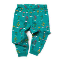 Little Green Radicals ボタニカル パンツ 86/ 92/ 98cm
