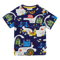 Piccalilly London Tshirt 80/ 86/ 92/ 98/ 104/ 110/ 116cm