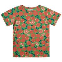 Piccalilly オレンジ Tシャツ 80/86/92/98/104/110/116/122/128cm