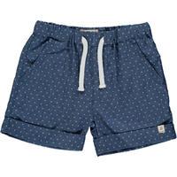 Me & Henry →ショートパンツ ブルー 98~140cm 【3~10歳まで8サイズ】